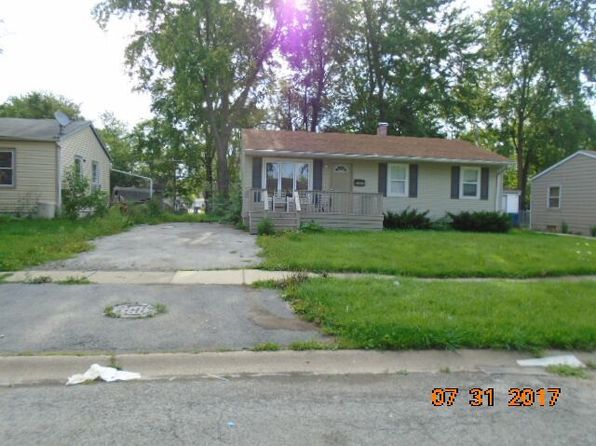 3 bed 1 bath Single Family at 22407 Chappel Ave Sauk Village, IL, 60411 is for sale at 20k - google static map