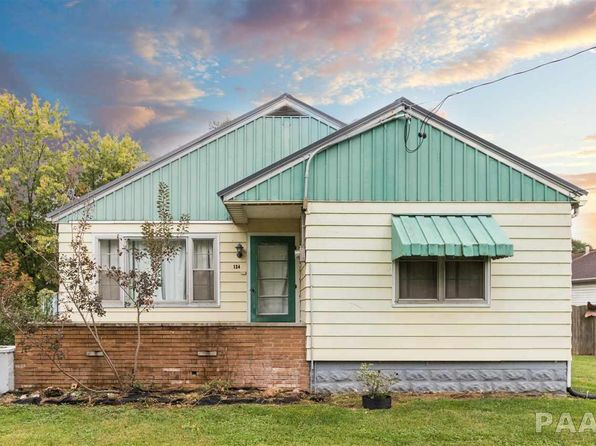 3 bed 2 bath Single Family at 134 S Roosevelt St Pekin, IL, 61554 is for sale at 85k - 1 of 24