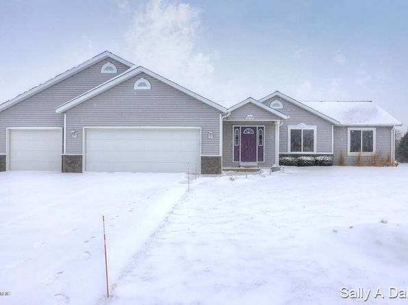 4 bed 3 bath Single Family at 10754 Little Bass Ct Allendale, MI, 49401 is for sale at 230k - 1 of 30