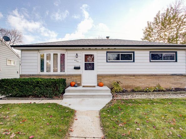 3 bed 2 bath Single Family at 4945 W Tesch Ave Milwaukee, WI, 53220 is for sale at 150k - 1 of 24