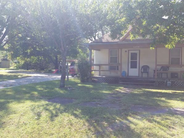 2 bed 1 bath Single Family at 1406 N 21st St Parsons, KS, 67357 is for sale at 24k - 1 of 10