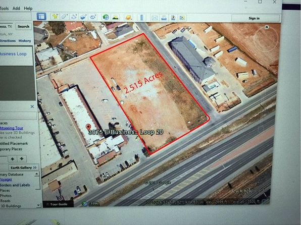 null bed null bath Vacant Land at 000 Business Odessa, TX, 79762 is for sale at 650k - google static map