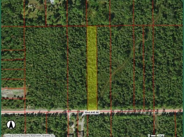 null bed null bath Vacant Land at 32TH Ave SE Naples, FL, 34117 is for sale at 32k - google static map
