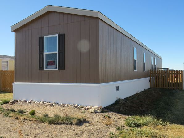 3 bed 2 bath Mobile / Manufactured at 4406 S Pass Trl Cheyenne, WY, 82007 is for sale at 70k - 1 of 12