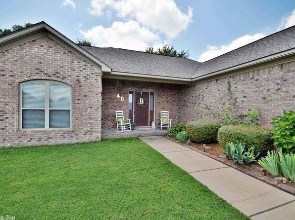 4 bed 2 bath Single Family at 40 Mitchell Cir Greenbrier, AR, 72058 is for sale at 170k - 1 of 37