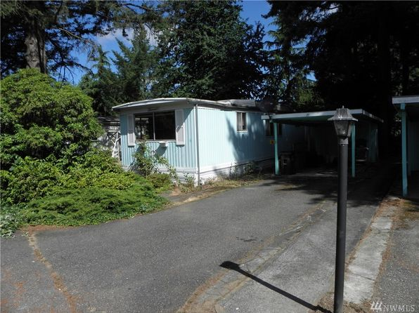 2 bed 1 bath Mobile / Manufactured at 11424 36th Dr NE Marysville, WA, 98271 is for sale at 14k - 1 of 15