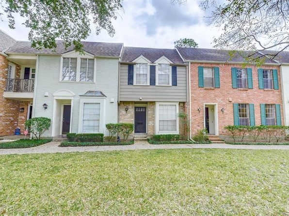 2 bed 3 bath Townhouse at 13254 Trail Hollow Dr Houston, TX, 77079 is for sale at 220k - 1 of 19