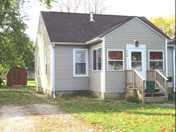 2 bed 1 bath Single Family at 510 E Payson St Pontiac, IL, 61764 is for sale at 49k - 1 of 7