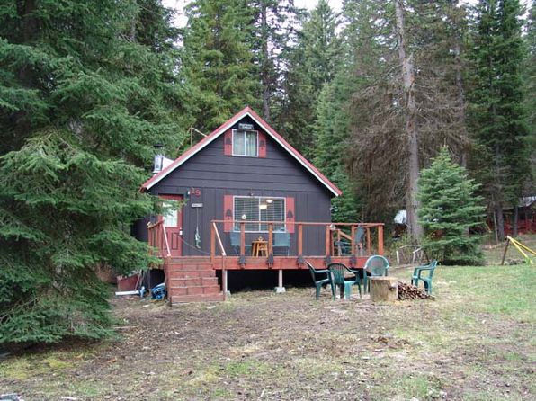 2 bed 1 bath Single Family at 19 Richards Creek Rd Cascade, ID, 83611 is for sale at 121k - 1 of 19