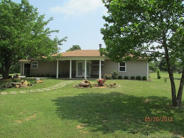 3 bed 3 bath Single Family at 422598 E 1142 Rd Eufaula, OK, 74432 is for sale at 185k - 1 of 16