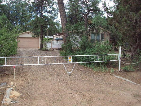 2 bed 2 bath Mobile / Manufactured at 2043 WILDERNESS DR OVERGAARD, AZ, 85933 is for sale at 100k - 1 of 28