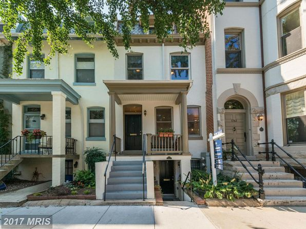 3 bed 2 bath Townhouse at 1738 Swann St NW Washington, DC, 20009 is for sale at 1.08m - 1 of 30