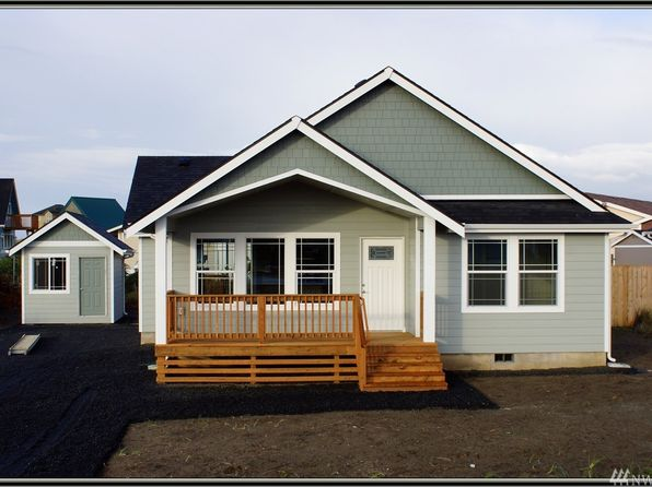 2 bed 1.75 bath Single Family at 906 Beachcomber Ct SW Ocean Shores, WA, 98569 is for sale at 185k - 1 of 25