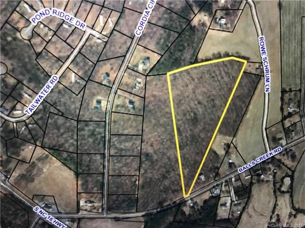 null bed null bath Vacant Land at 12.05 Acres Balls Creek Rd Newton, NC, 28658 is for sale at 68k - google static map
