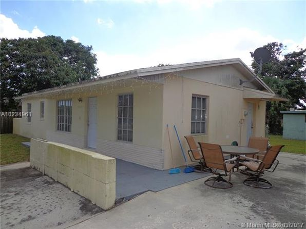 3 bed 2 bath Single Family at 19680 NW 33rd Ave Miami Gardens, FL, 33056 is for sale at 100k - 1 of 5