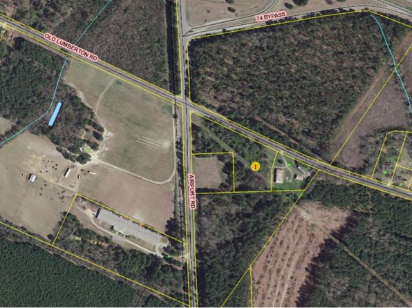 null bed null bath Vacant Land at 1011742 Old Lumberton Rd Laurinburg, NC, 28353 is for sale at 45k - google static map