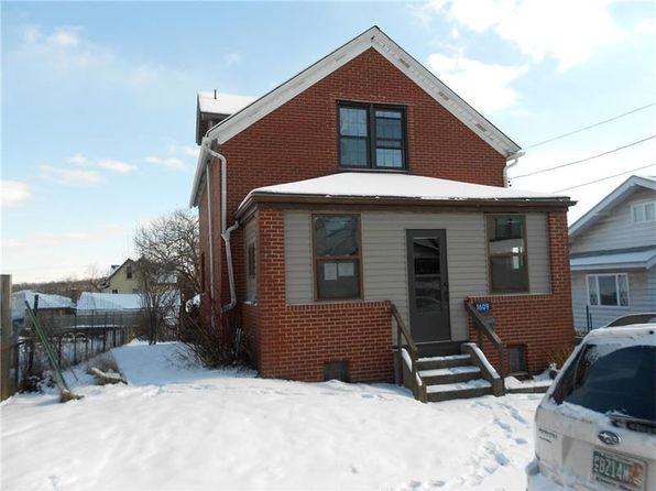 3 bed 2 bath Single Family at 1609 Wesley St McKeesport, PA, 15132 is for sale at 39k - 1 of 13