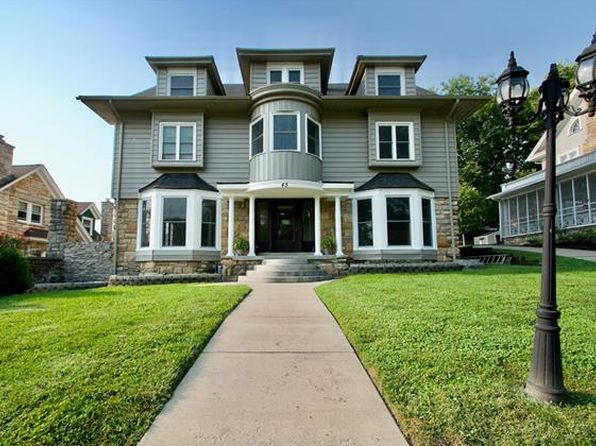 6 bed 4 bath Single Family at 45 E 55th St Kansas City, MO, 64113 is for sale at 649k - 1 of 25