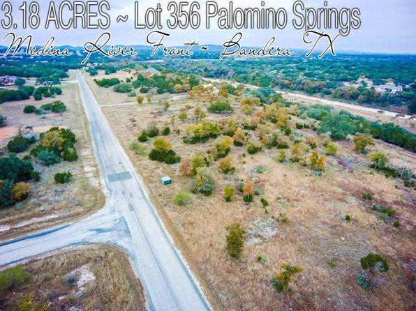null bed null bath Vacant Land at 356 Palomino Spgs Bandera, TX, 78003 is for sale at 100k - 1 of 21