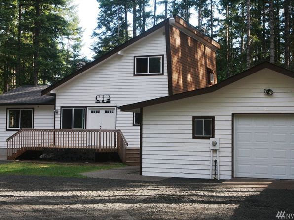 2 bed 2 bath Single Family at 41 N Coho Ct Hoodsport, WA, 98548 is for sale at 175k - 1 of 25