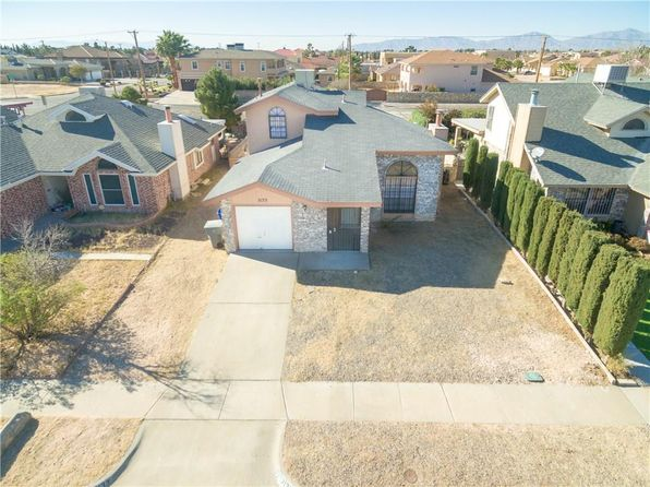 3 bed 2 bath Single Family at 3133 LONESOME DOVE CIR EL PASO, TX, 79936 is for sale at 109k - 1 of 26