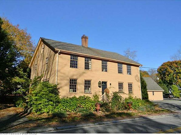 4 bed 1.5 bath Single Family at 8 Federal St Wiscasset, ME, 04578 is for sale at 395k - 1 of 35