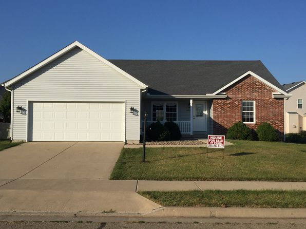 3 bed 2 bath Single Family at 10711 N Fieldgrove Dr Dunlap, IL, 61525 is for sale at 235k - 1 of 6