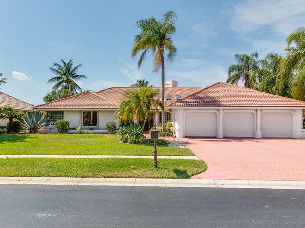 4 bed 3 bath Single Family at 6806 Newport Lake Cir Boca Raton, FL, 33496 is for sale at 720k - 1 of 45