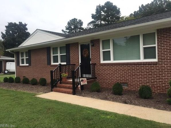 3 bed 2 bath Single Family at 303 Richardson Ave Wakefield, VA, 23888 is for sale at 170k - 1 of 28