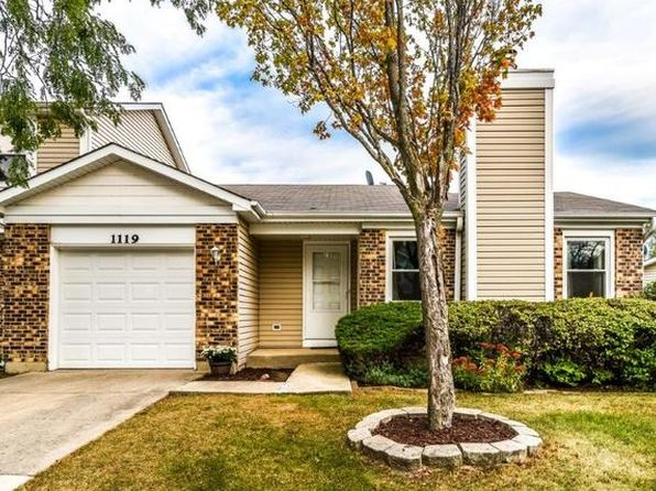 2 bed 1 bath Townhouse at 1119 Colony Lake Dr Schaumburg, IL, 60194 is for sale at 179k - 1 of 18