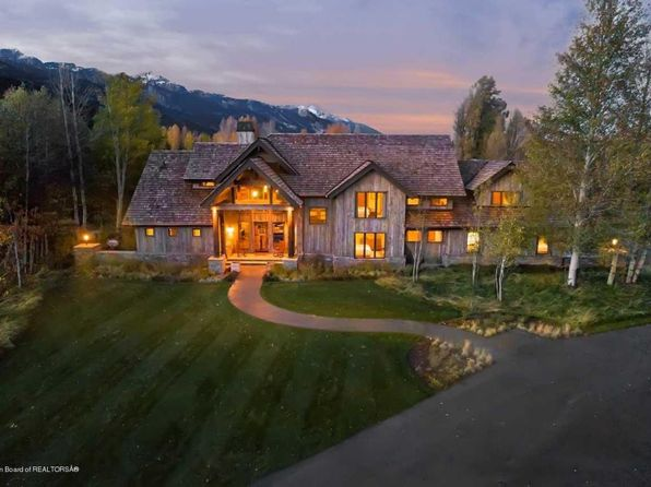 5 bed 6 bath Single Family at 4595 W Willowbrook Jackson, WY, 83001 is for sale at 6.80m - 1 of 23
