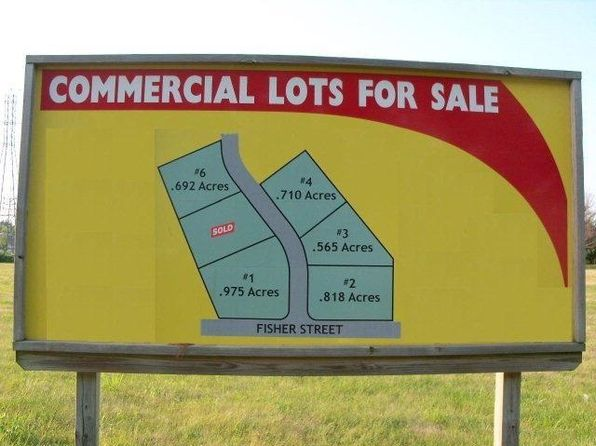 null bed null bath Vacant Land at 0 Fisher St Monticello, IN, 47960 is for sale at 72k - google static map