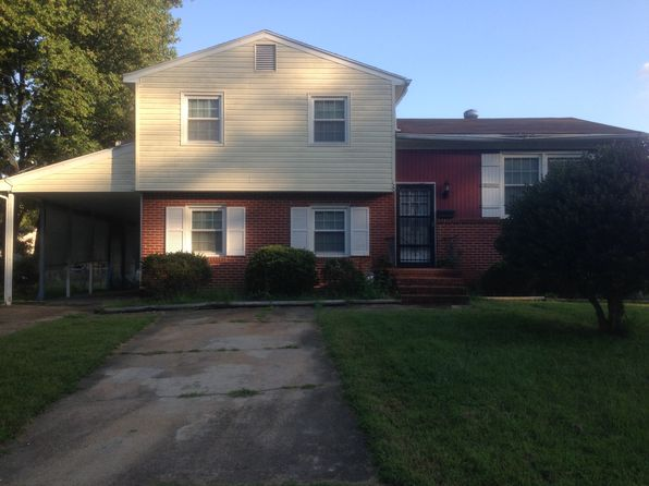 3 bed 2 bath Single Family at 120 Saint Stephens Dr Newport News, VA, 23602 is for sale at 120k - 1 of 4
