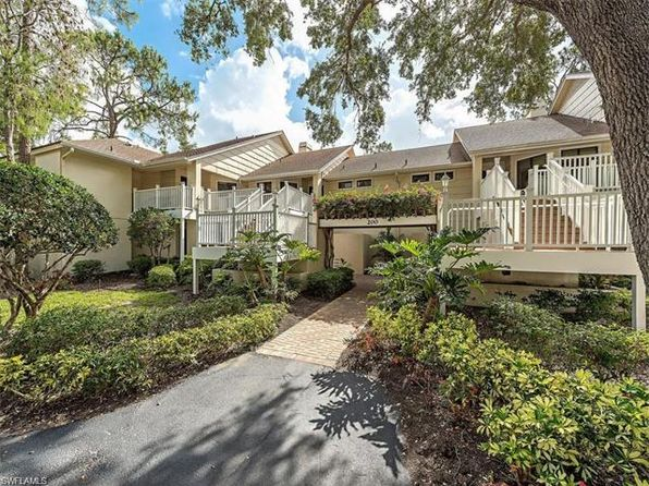 2 bed 2 bath Condo at 206 Courtside Dr Naples, FL, 34105 is for sale at 205k - 1 of 12