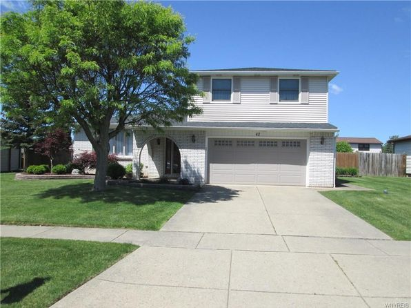 3 bed 1.1 bath Single Family at 42 Croydon Dr Depew, NY, 14043 is for sale at 220k - 1 of 16