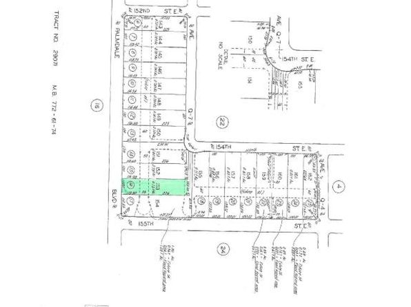 null bed null bath Vacant Land at  Palmdale Blvd Vic Lake Los Angeles, CA, 93591 is for sale at 12k - google static map