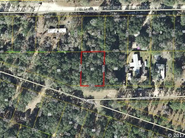 null bed null bath Vacant Land at  NE 63rd Pl Williston, FL, 32696 is for sale at 5k - google static map