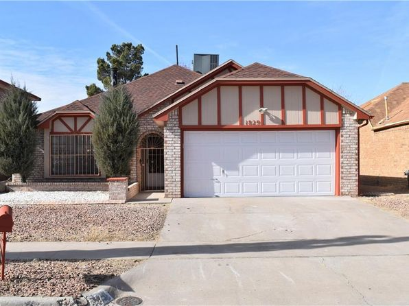 3 bed 2 bath Single Family at 1829 CHRIS SCOTT DR EL PASO, TX, 79936 is for sale at 125k - 1 of 11