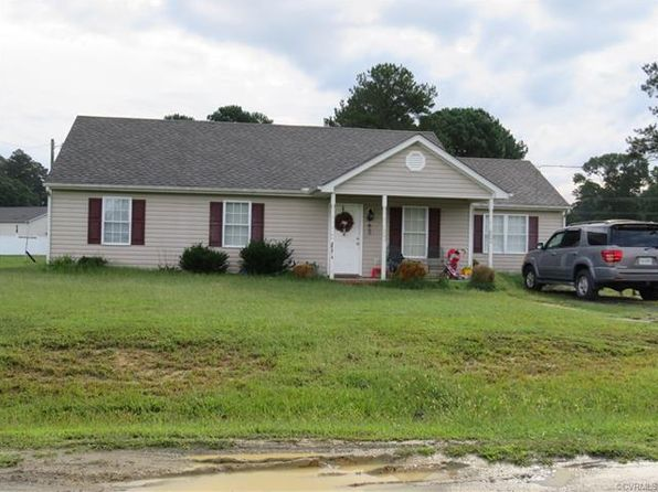 4 bed 2 bath Single Family at 29253 Meadowview Sussex, VA, 23890 is for sale at 109k - 1 of 3