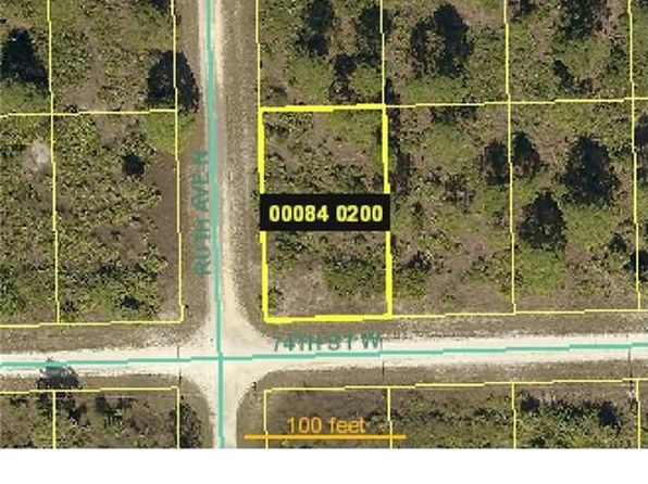 null bed null bath Vacant Land at 3218 74TH ST W LEHIGH ACRES, FL, 33971 is for sale at 4k - google static map