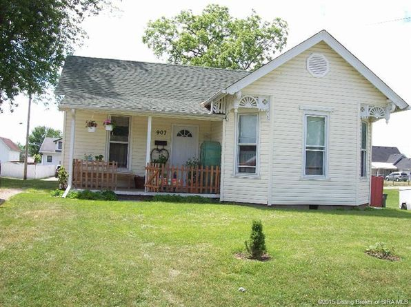 2 bed 1 bath Single Family at 907 N Broadway St Seymour, IN, 47274 is for sale at 60k - 1 of 10