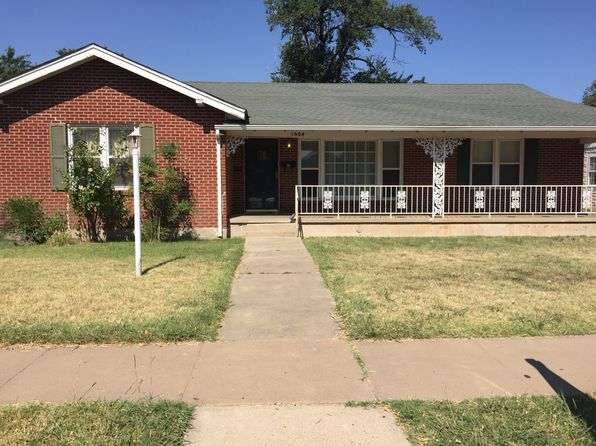 3 bed 3 bath Single Family at 1604 S Hayden St Amarillo, TX, 79102 is for sale at 135k - google static map