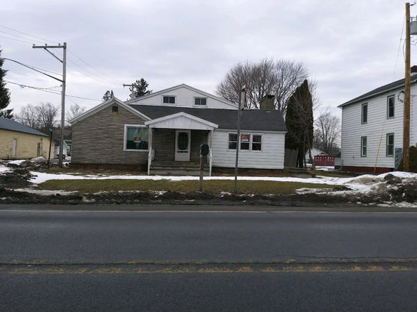 5 bed 2 bath Multi Family at 7853 Main St Fabius, NY, 13063 is for sale at 90k - google static map