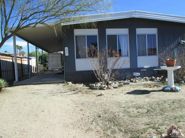 3 bed 2 bath Mobile / Manufactured at 18075 Langlois Rd Desert Hot Springs, CA, 92241 is for sale at 23k - 1 of 21