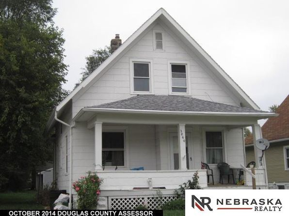 3 bed 1 bath Single Family at 2860 Spaulding St Omaha, NE, 68111 is for sale at 40k - google static map