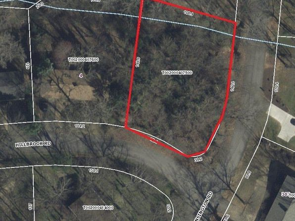 null bed null bath Vacant Land at 2 HILLBROOK RD TAYLORS, SC, 29687 is for sale at 30k - 1 of 2
