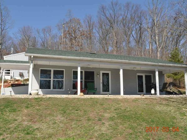 2 bed 2 bath Single Family at 7064 W COUNTY ROAD 25 S FRENCH LICK, IN, 47432 is for sale at 160k - 1 of 24