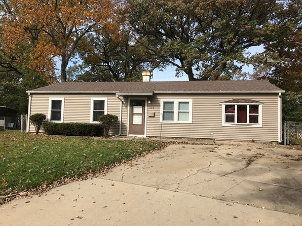 4 bed 1 bath Single Family at 808 Spruce Ct Streamwood, IL, 60107 is for sale at 160k - 1 of 10