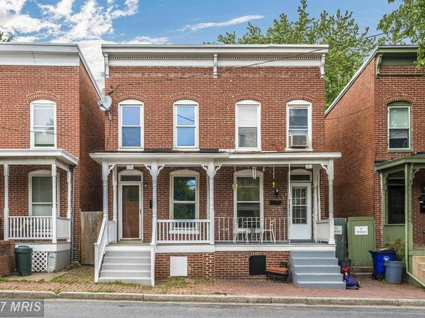 2 bed 2 bath Townhouse at 131 E 6th St Frederick, MD, 21701 is for sale at 235k - 1 of 30