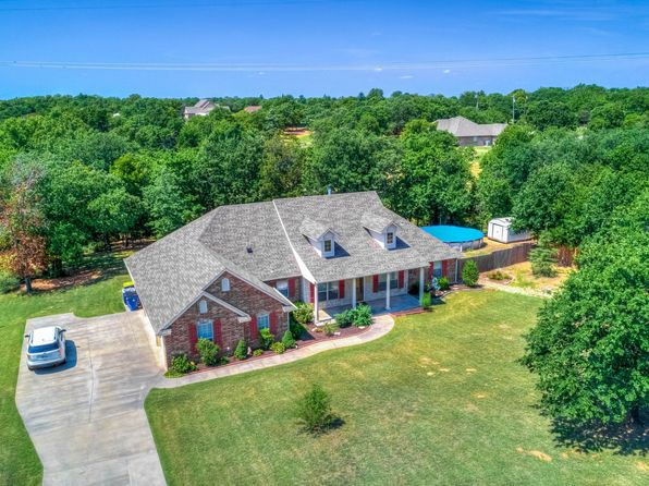 4 bed 3 bath Single Family at 155 S TRIPLE X RD CHOCTAW, OK, 73020 is for sale at 289k - 1 of 32